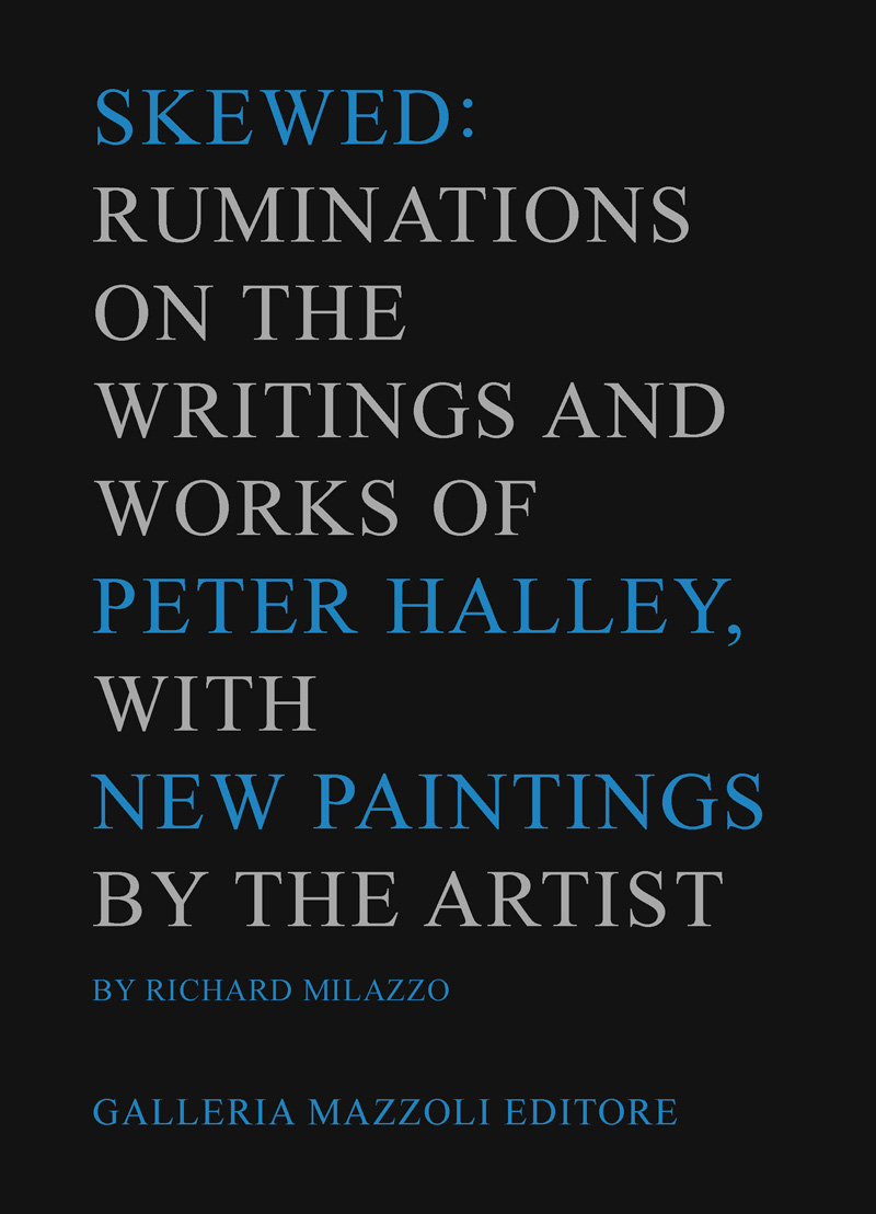 Skewed: Ruminations on the Writings and Works of Peter Halley